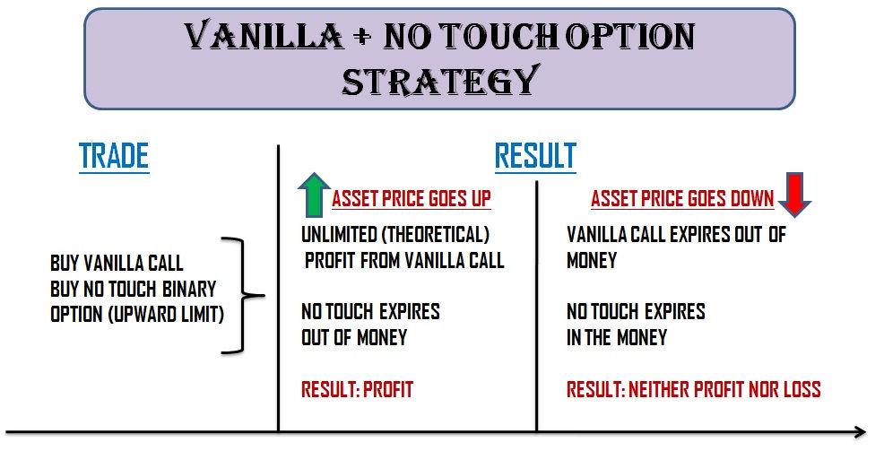 Vanilla binary options
