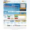 EZBinary Home Page Screenshot