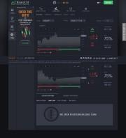 BinaryCM Trading Platform Screenshot