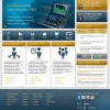 First Binary Option Home Page Screenshot