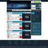 GEOtradex Home Page Screenshot