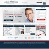 MarketOptions (Inactive) Home Page Screenshot