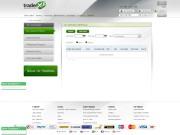 TraderXP Trading Platform Screenshot