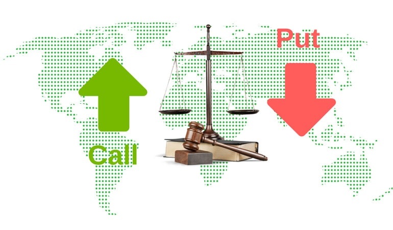 Legality of Binary Options Trading Around the World