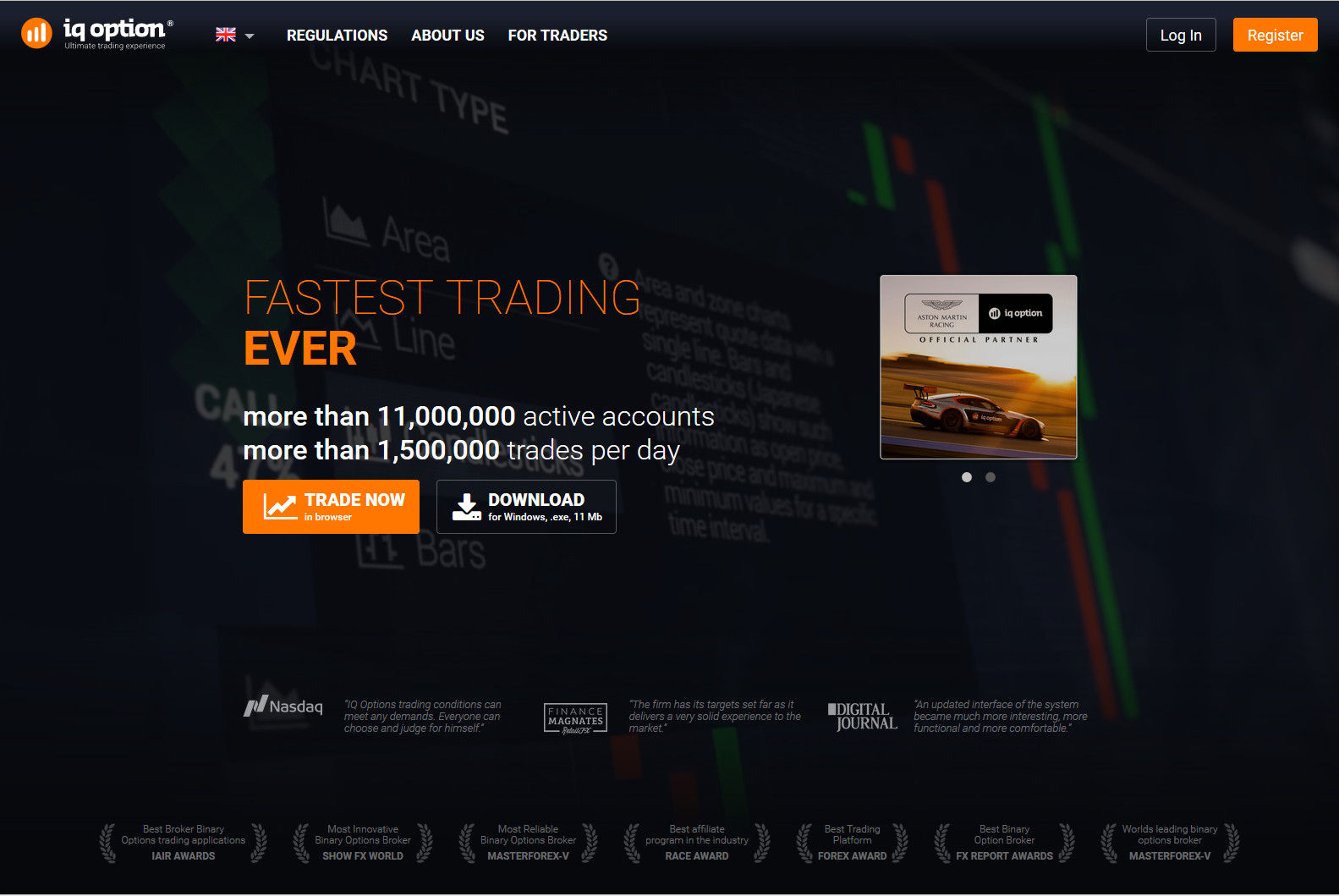 Broker commodity online trading